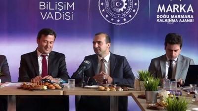 'Muallimköy, Bilişim Vadisi Vizyonunun Kalbidir'
