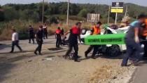 Muğla'da İki Otomobil Çarpıştı Açıklaması 1 Ölü, 1 Yaralı