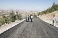 KENT ORMANI - Nevşehir Kent Ormanı Cazibe Merkezi Oluyor