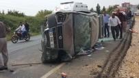 Nusaybin'de Trafik Kazası Açıklaması 2'Si Çocuk 6 Yaralı