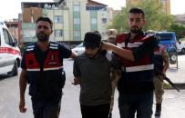 SURİYE - Gaziantep'te canlı bomba yakalandı