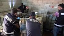 YAĞ FABRİKASI - Özel Harekat Polislerinden Kaçak Akaryakıt Operasyonu