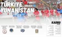 Ragbi Lig Milli Erkek Ve Kadın Takımları Yunanistan Maçlarına Hazır
