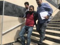 Sancaktepe'de Annesini Öldüren Zanlı Adliyeye Sevk Edildi