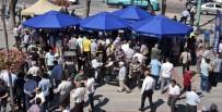 Selçuklu Belediyesi Cuma Buluşmasında Aşure İkram Etti