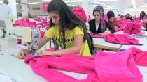 Siirt'te Kurulan Tekstil Atölyesi 200 İşçi Alacak
