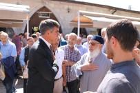METİN FEYZİOĞLU - Sivas'ta Cami Cemaatinden Feyzioğlu'na Yoğun İlgi