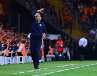 Süper Lig Açıklaması Galatasaray Açıklaması 1 - Kasımpaşa Açıklaması 0 (İlk Yarı)