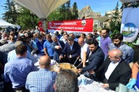 MÜFTÜ YARDIMCISI - Tokat'ta 10 Bin Kişilik Aşure İkramı