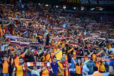 Türk Telekom Stadyumu'ndaki Maçı 43 Bin 472 Kişi İzledi