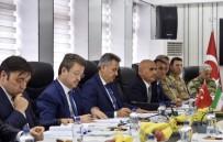 Türkiye Ve İran Heyetleri 90. Alt Güvenlik Komite Toplantısı İçin Bir Araya Geldi