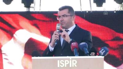 'Uluslararası Tarihi İspir Panayırı' Başladı