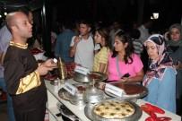 Urfa İsotu Ve Çiğ Köftesi Gastroantep Festivali'nde Yoğun İlgi Gördü