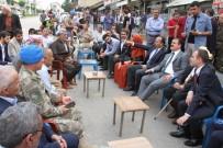 Vali Akbıyık'tan Kaymakam Güven'e Ziyaret