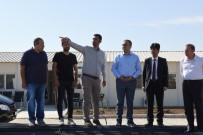 Vali Soytürk Yeni Devlet Hastanesi İnşaatını İnceledi