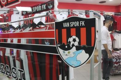 'Van Spor Store Mağazası' Satışa Başladı