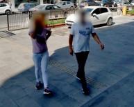 14 Ayrı Yağma Ve Tehdit Suçundan Aranan Kadın Zanlı Yakalandı
