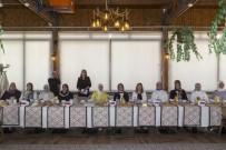 Başkan Büyükkılıç'ın Eşi Dr. Necmiye Büyükkılıç, Şehir Protokolünün Eşlerine KAYMEK'i Anlattı