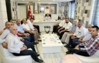 Başkan Kılınç, Mahalle Muhtarlarıyla Bir Araya Geldi
