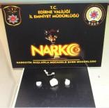 Edirne'de Uyuşturucu Operasyonunda 2 Tutuklama