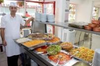 Ege Yöresi Yemekleri Kayseri'de İlgi Odağı