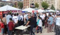 ZÜLFÜ DEMİRBAĞ - Elazığ'da, '2. Geleneksel Salçalı Köfte' Festivali Başladı