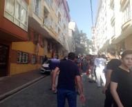 Esenyurt'ta Apartman Yangını, Çok Sayıda Kişi Mahsur Kaldı