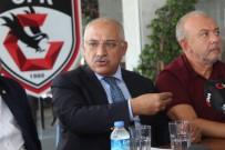 Gazişehir Gaziantep'in Takımının İsmi Değişiyor