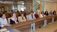 İl Sağlık Müdürü Benli'nin Ev Sahipliğinde Kan Zirvesi Yapıldı
