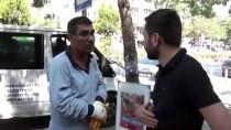 BELEDİYE İŞÇİSİ - Karton Kutuda Bulunan Kedilere Hayvansever Avukat Sahip Çıktı