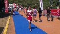 'Kuşadası Triatlonu' Başladı