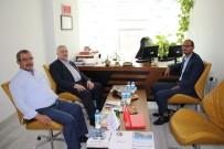 ZÜLFÜ DEMİRBAĞ - Milletvekili Demirbağ'dan İHA'ya Ziyaret