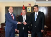 Prof. Dr. Murat Yurtcan, Trakya Üniversitesi Rektör Yardımcılığı Görevini Devraldı