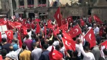Şanlıurfa'da Şehitlere Saygı Teröre Lanet Yürüyüşü