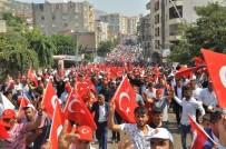 Şırnak'ta Terör Lanetlendi