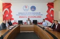 Sivas Gençlikspor'dan Yeni Sezon Öncesi Toplantı