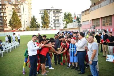Sporun Gülen Yüzü Futbol Turnuvası Kupa Ve Sertifika Töreni İle Sona Erdi