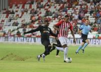 Süper Lig Açıklaması Antalyaspor Açıklaması 1 - İstikbal Mobilya Kayserispor Açıklaması 1 (İlk Yarı)