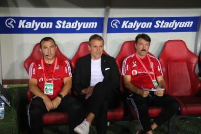 Süper Lig Açıklaması Gazişehir Gaziantep Açıklaması 1 - Beşiktaş Açıklaması 0 (İlk Yarı)