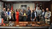 Turizm Birliği'nden Başkan Ataç'a Teşekkür