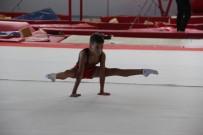 Türkiye Artistik Cimnastik Final Yarışması Samsun'da Başladı