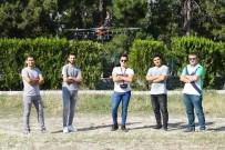 Üniversite Öğrencileri Kendi Yaptıkları Drone İle Yarışmaya Katılacak