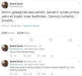 Ünlü Oyuncu Şevket Çoruh Açıklaması 'İzmir'in Göbeğinde Darp Edildik'