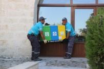 Ürgüp Belediyesi'nden Okullara Geri Dönüşüm Kutuları