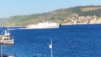 'USNS Yuma' Adlı Abd Savaş Gemisi, Çanakkale Boğazı'ndan Geçti