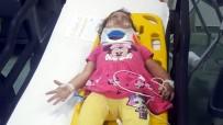1. Kattan Düşen Çocuk Ağır Yaralandı