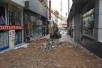 Ada Sokak, Tahmis Caddesi Ve Hastane Caddesinde Çalışmalar Başladı