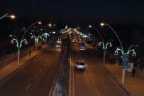Ağrı'da Caddelerde Görsel Şölen Yaşanıyor