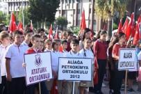 Aliağa'da İlköğretim Haftası Yarın Kutlanacak