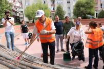 Atakum'da Çevre Bilinci İçin Çöp Toplama Etkinliği